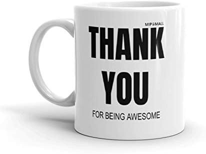 Regalo de agradecimiento, regalo de agradecimiento para mujeres, hombres, taza de agradecimiento, regalo de agradecimiento, regalo de colega, amigo jefe de la amiga – Navidad – para ser impresionante