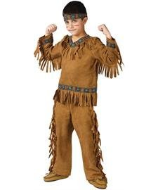 American Indian Boy Child Small