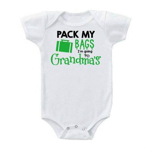 Baby Bib That/'s IT I/'m going to Grandma/'s House funny
