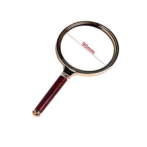 Pocket Folding Mini 10x Magnifying 60 Mm Diameter