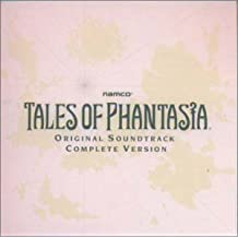 Tales of Phantasia: Complete Version by Unknown (0100-01-01)