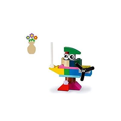 LEGO Classic Creative Fun Building Kit (900 Piece): Toys & Games