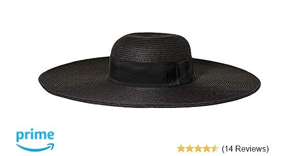 cef51e43 San Diego Hat Co. Women's UBLX106OSBLK, Black, One Size at Amazon Women's  Clothing store: