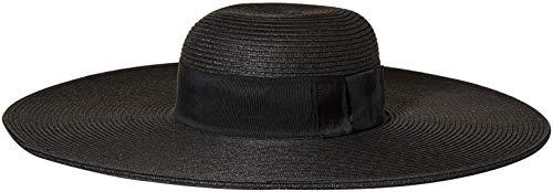 San Diego Hat Co. Women's UBLX106OSBLK, Black, One Size]()