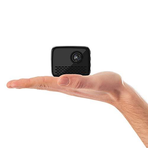 Philips Projektion PicoPix Nano, LED DLP, Wi-Fi, drahtlose Bildschirmspiegelung