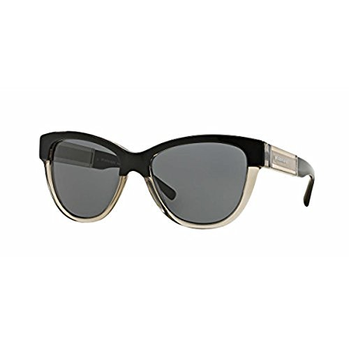 Burberry Women's BE4206 Sunglasses & Cleaning Kit Bundle
