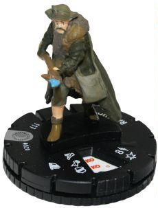 (Heroclix The Hobbit: An Unexpected Journey #020 Radagast the Brown with Character)