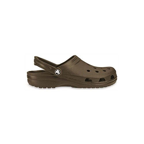 Crocs Classic Marron Zuecos Unisex Adulto qw4UOxnqr