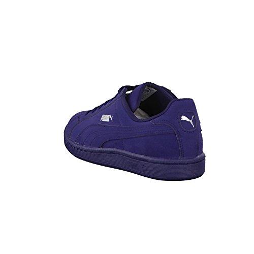 Puma - Zapatillas de Piel para hombre rojo rojo Peacoat-Peacoat