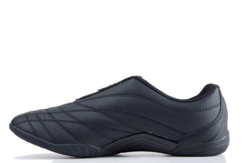 compétition Noir MMA Homme Mooto Taekwondo US Arts 285mm karaté Ailes Chaussures Martiaux 10 q4t47Fw