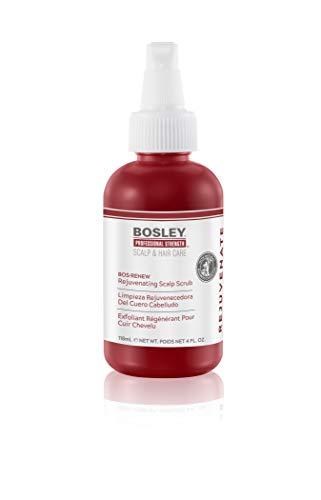 Bosley Professional Strength Rejuvenating Scalp Scrub, 4oz