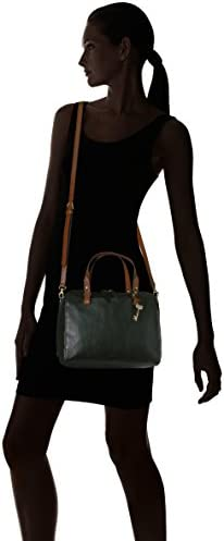 Fossil Women's Rachel Satchel Purse Handbag