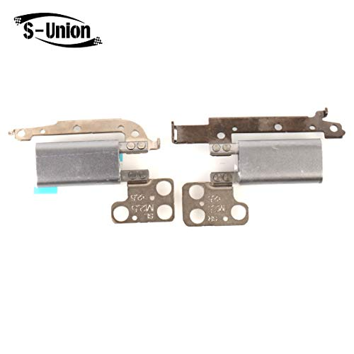 - S-Union New Replacement LCD Screen Hinges Right + Left Set for Dell Inspiron 13 7368 P69G 7378 I7368 I7378 Series