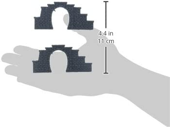 Noch 44420 Tunnel Portal Single 2// Z Scale  Model Kit