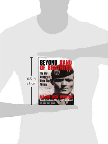 Beyond Band Of Brothers (Thorndike Paperback Bestsellers)