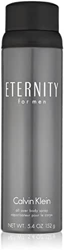 Calvin Klein ETERNITY for Men Body Spray, 5.4 oz.