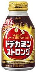 アサヒ飲料 ドデカミン ストロング 300mlボトル缶×24本入