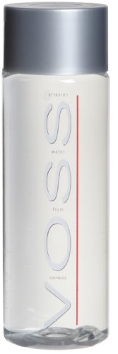 voss artesian still water 330 ml plastic bottles pack of