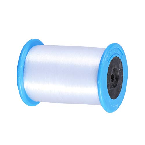 SUPVOX 1000M Clear Thread String No Stretch Nylon Invisible for Hanging Ornaments Bracelet Making