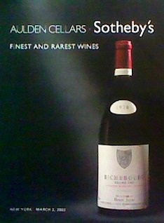 - Finest and Rarest Wines March 2, 2002