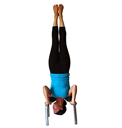 69a4058b9139 GS Yoga Headstand Bench Ideal for Practice Head Stand Shoulderstand  Handstand Various Poses for Beginner and