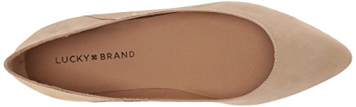 Lk Travertine Women's Flat bylando Ballet Lucky Brand ESqfax