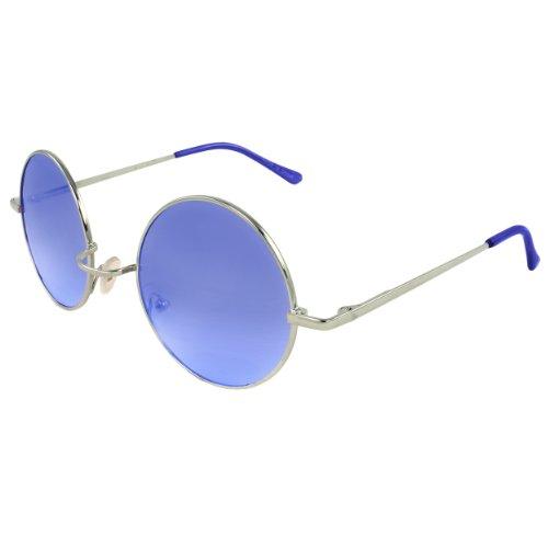 MLC EYEWEAR Retro Round Sunglasses in - Evoke Sunglasses