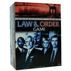 bienvenido a comprar Law Law Law and Order Juego by CArdinal  calidad oficial