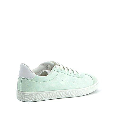 Misstic - Zapatillas de Deporte Mujer Verde