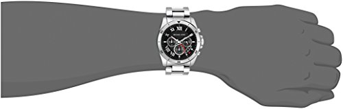 18f335e19946 Buy Michael Kors End-of-Season Analog Black Dial Men s Watch - MK8438  Online at Low Prices in India - Amazon.in