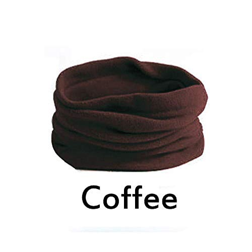 2 Hats Snood Women 1PC Beanie Men Fleece Scarf Mask Snood 3in1 Face Thermal Scarf w7FBO