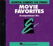 Essential Elements 2010 For Strings - Essential Elements Movie Favorites for Strings by Elliot Del Borgo (2010-01-01)