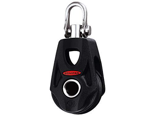 Ronstan Series 30 Ball Bearing Orbit Block&153; - Single - Becket - Swivel Shackle Head (55173)