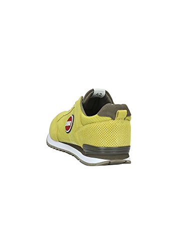 006 Tessuto 2017 Giallo Estate Sneakers Colors Grey Travis Jaune Yellow Uomo Colmar TCqSES