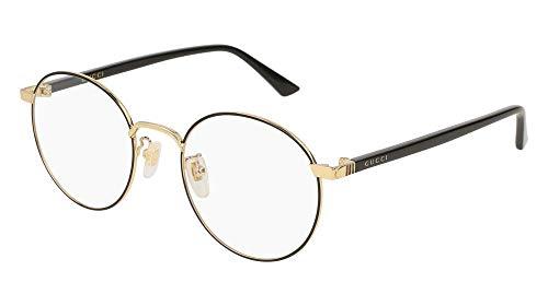 Eyeglasses Gucci GG 0297 OK- 003 BLACK ()