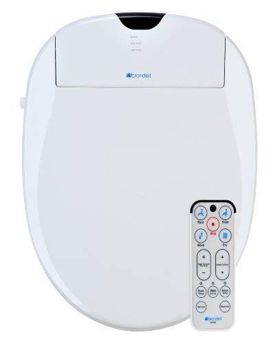 Swash Advanced Bidet Toilet Seat Round, Model S1000-RW, Whit