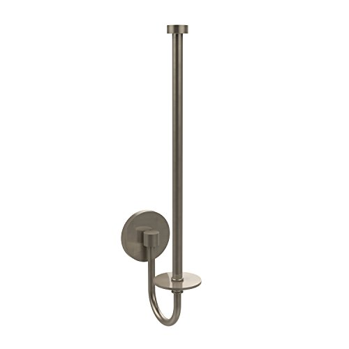 Allied Brass 1025U-PEW Skyline Collection Wall Mounted Paper Towel Holder, Antique Pewter