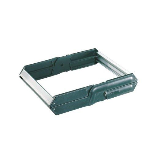 - Leitz 19090089 A4 Suspension File Tray for 25 Suspension Files - Dark Grey