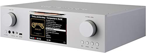 Cocktail Audio X45Pro Flagship DAC/CD Ripper/Streamer/Recorder (Silver)