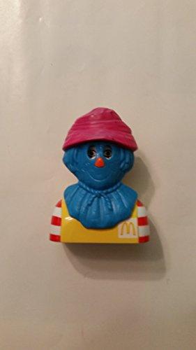 1998 Mcdonalds Haunted Halloween Ronald Happy Meal Toy #5 MIP -