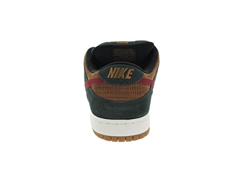 Team DUNK Spruce Brown Sneakers Red Mens SB Black Nike PREMIUM LOW Ale a08SCd