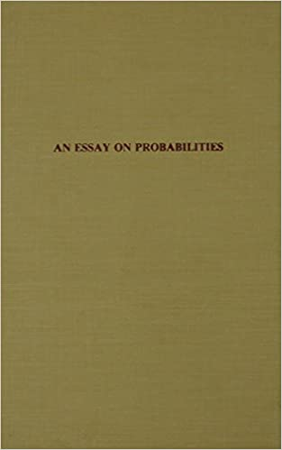 Amazoncom An Essay On Probabilities Development Of Science Series  Amazoncom An Essay On Probabilities Development Of Science Series   Augustus De Morgan Books