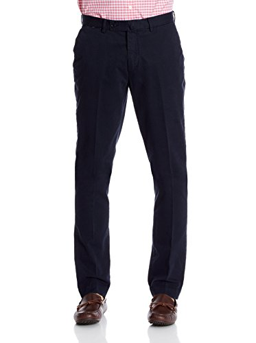 Homme Hackett Bleu Le Pantalon London Slim Marine Chino Kensington zzqrX