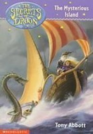 book cover of The Mysterious Island