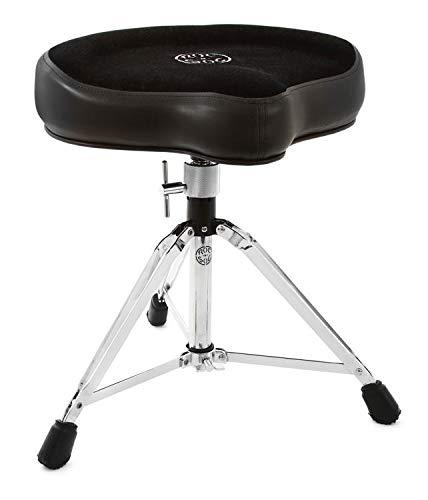 Roc-N-Soc Manual Spindle Drum Throne - Original Saddle, ()
