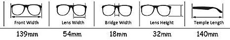 De Ding Fashionable Men Metal Semi Rim Clear Lens Eyeglasses