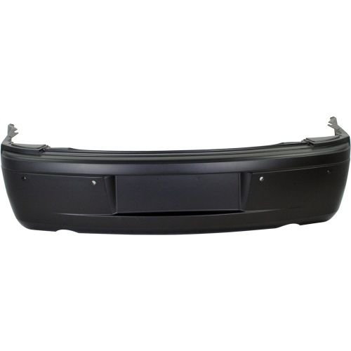 Perfect Fit Group REPC760176P - Chrysler 300 Rear Bumper Cover, Primed, 5.7L Eng., W/ Parking Sensor