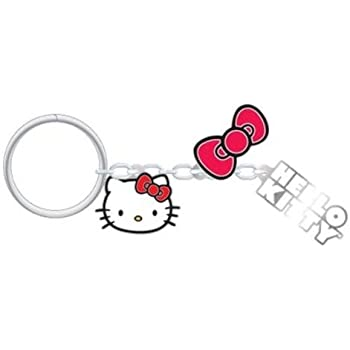 Amazon.com: SANRIO PlastiColor 4297R01 Hello Kitty Charm Key ...