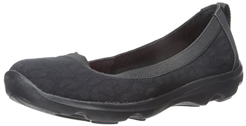 Day Leopard Femmes Crocs Busy Black Flat 1qOSwPxA