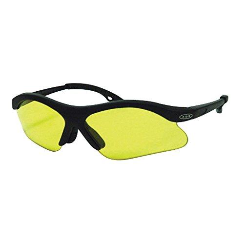 (3M Peltor Shooting Safety Eyewear, Junior, Amber)